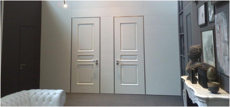 Uderzo d d vendita costruzione e posa di serramenti porte per interni ed esterni vetrate in - Porte interno casa ...